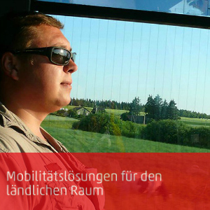 Mobilitätslösungen für den ländlichen Raum